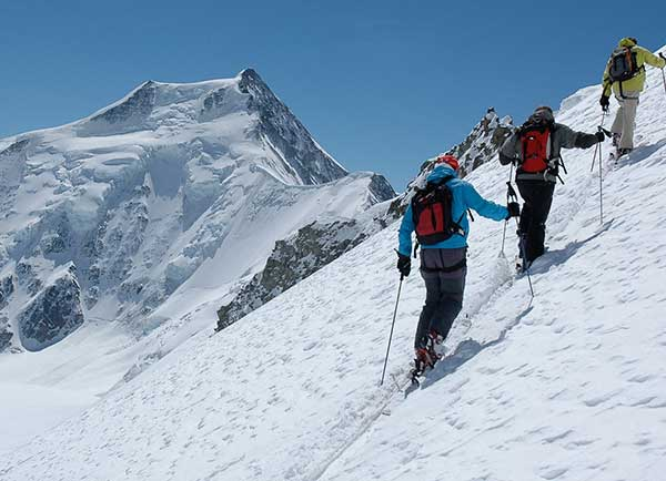 Mountaineering in Uttarakhand