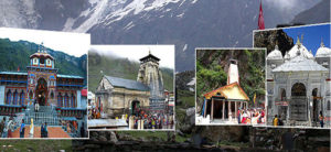 Char Dham yatra package by Helicopter